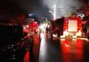 Cháy chợ Thanh Quýt – Quảng Nam trong đêm, 96 ki ốt bị thiêu rụi