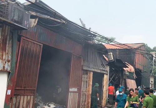 Khởi tố vụ cháy nhà xưởng ở Hà Nội làm 8 người chết