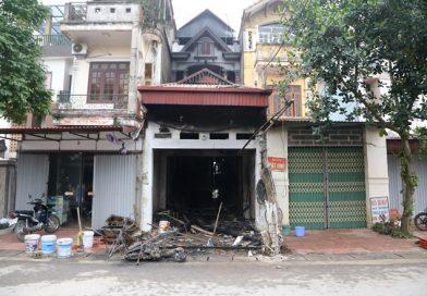 Vụ cháy khiến 4 người thương vong ở Hưng Yên: 2 nghi phạm tưới xăng, phóng hỏa