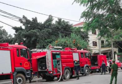 Vụ cháy tại khu công nghiệp Phú Thị khiến 3 người tử vong: Khởi tố vụ án