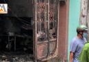 Cháy nhà ở Phú Nhuận, 4 người mắc kẹt, 1 người tử vong